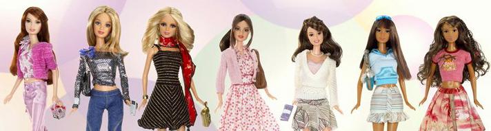 Fashion fever barbie 2004 16